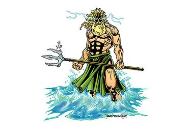 Dei dell 39 olimpo divinit greche e romane mitologia - Immagine del mouse a colori ...