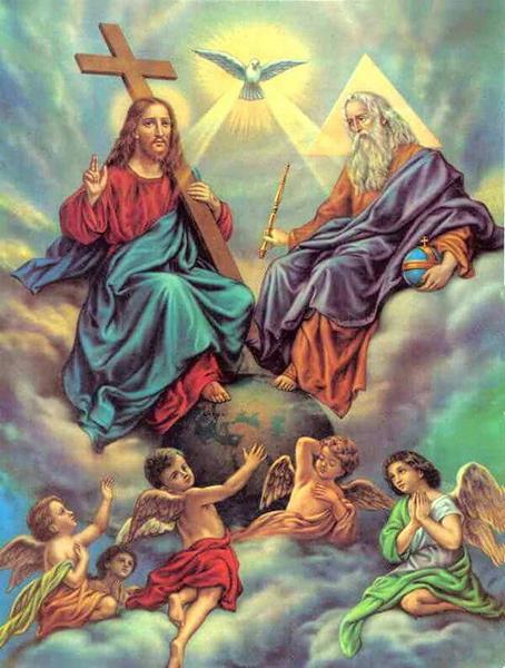 Santissima Trinità   Significato, origine e storia della ricorrenza