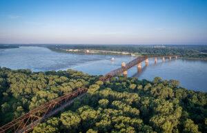 Fiume Mississippi - Missouri