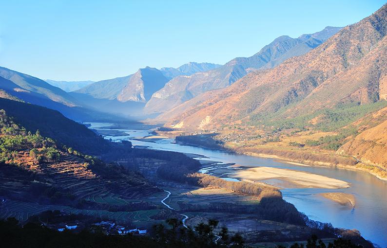 Fiume Yangtze - Fiume Azzurro