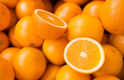 arancione proprietà e significato pic