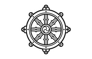 Significato e simbologia Ruota del Dharma