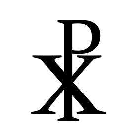 Significato e simbologia Chrismon P