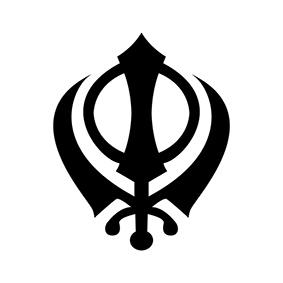 Significato e simbologia Khanda P