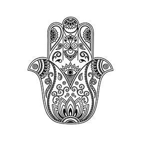 Significato e simbologia Mano di Fatima P
