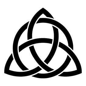 Significato e simbologia Triquetra P