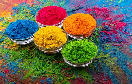 significato dei colori p